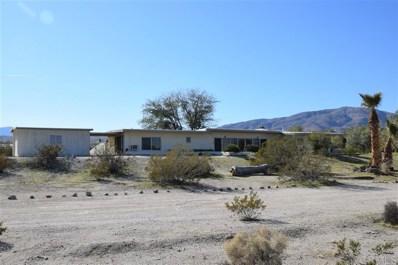 4705 Borrego Springs Road, Borrego Springs, CA 92004 - #: 190065478