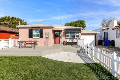 3420 Russell, San Diego, CA 92106 - #: 200000971