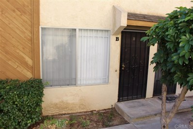 3607 Lemona Ave UNIT B, San Diego, CA 92105 - #: 200002178
