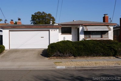 4147 Cosmo St., San Diego, CA 92111 - #: 200006666