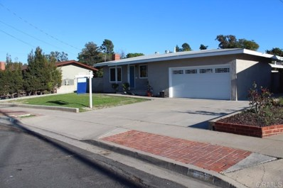 1679 Watwood Road, Lemon Grove, CA 91945 - #: 200008281