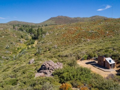 00 Thing Valley Rd Space 0, Mount Laguna, CA 91948 - #: 200018278