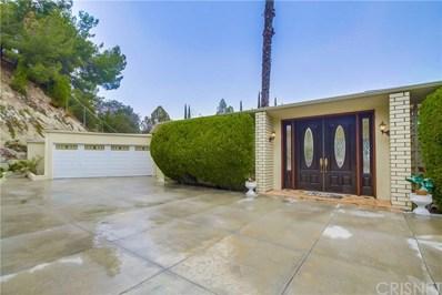 15641 High Knoll Road, Encino, CA 91436 - #: 300668329