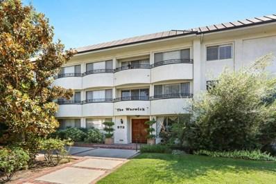 972 E California Boulevard UNIT 307, Pasadena, CA 91106 - #: 300673034