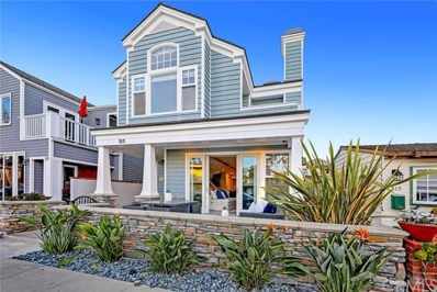 313 Onyx Avenue, Newport Beach, CA 92662 - #: 300736402