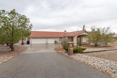 14084 Apple Valley Road, Apple Valley, CA 92307 - #: 300788462
