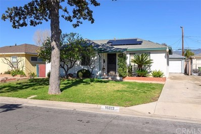 16813 E Nubia Street, Covina, CA 91722 - #: 300794212
