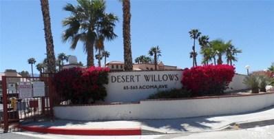65565 Acoma Avenue UNIT 22, Desert Hot Springs, CA 92240 - #: 300795654