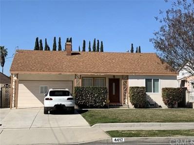 4417 Muscatel Avenue, Rosemead, CA 91770 - #: 300798854