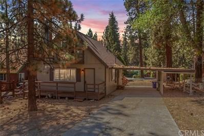 39309 Peak Lane, Big Bear, CA 92315 - #: 300801742