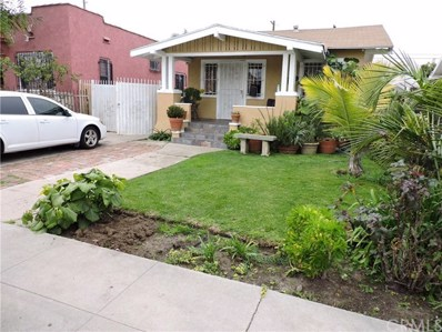 5955 6th Avenue, Los Angeles, CA 90043 - #: 300802330