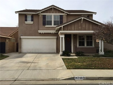 14709 Muirfield Street, Moreno Valley, CA 92555 - #: 300805275