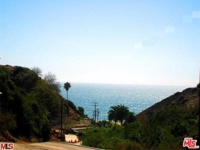 16421 Pacific Coast Highway, Pacific Palisades, CA 90272 - #: 300849816