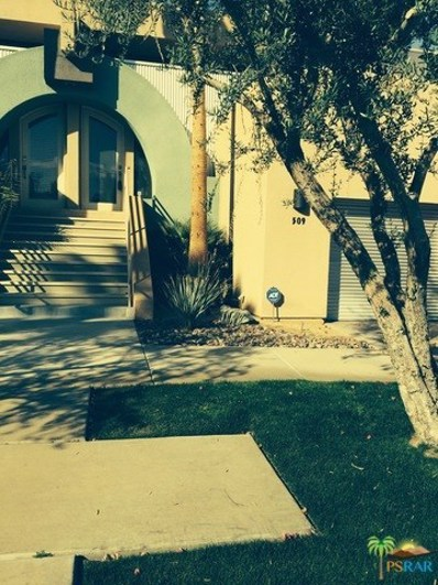 100 E Stevens Road UNIT 509, Palm Springs, CA 92262 - #: 300913235