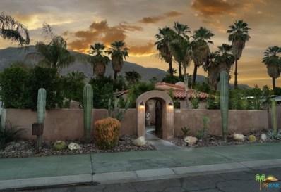 523 S Vista Oro, Palm Springs, CA 92264 - #: 300917490