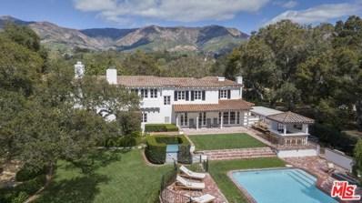 252 Santa Rosa Lane, Santa Barbara, CA 93108 - #: 300967751