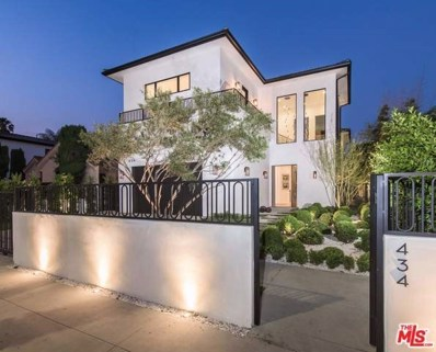 434 N Crescent Heights, Los Angeles, CA 90048 - #: 300967826