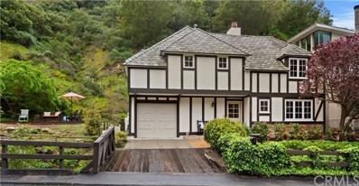 507 Canyon Acres Drive, Laguna Beach, CA 92651 - #: 300972781