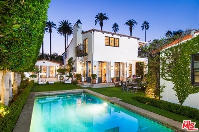 510 N Hillcrest Road, Beverly Hills, CA 90210 - #: 300977448