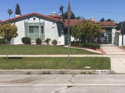 2509 W West 76th Street, Los Angeles, CA 90043 - #: 300980134