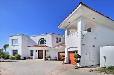 21610 Medina Estates Drive, Woodland Hills, CA 91364 - #: 301055553