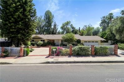 19526 Wells Drive, Tarzana, CA 91356 - #: 301056303