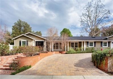 5150 San Feliciano Drive, Woodland Hills, CA 91364 - #: 301057200