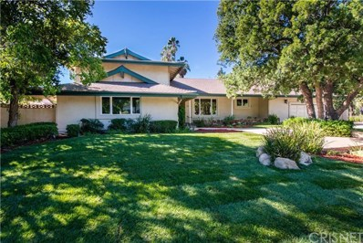 16900 Pineridge Drive, Granada Hills, CA 91344 - #: 301057838