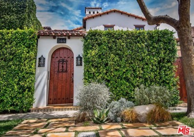 544 N Crescent Heights, Los Angeles, CA 90048 - #: 301095817