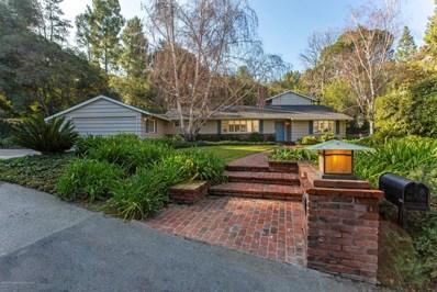 1215 Linda Ridge Lane, Pasadena, CA 91103 - #: 301108971