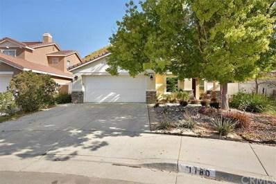 1180 Hampton Place, Perris, CA 92571 - #: 301115296
