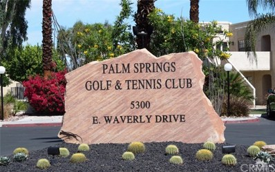 5300 Waverly Drive UNIT A-5, Palm Springs, CA 92264 - #: 301116001