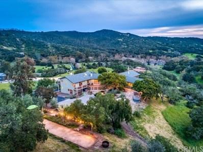 6450 Squire Knoll Road, San Luis Obispo, CA 93401 - #: 301116380