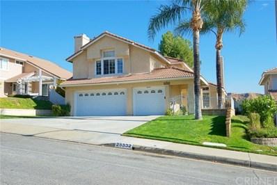 28332 Maxine Lane, Saugus, CA 91350 - #: 301117618