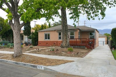 320 N Glenwood Place, Burbank, CA 91506 - #: 301118282