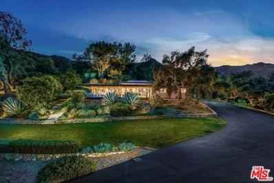 261 Powderhorn Ranch Road, Topanga, CA 90290 - #: 301119616