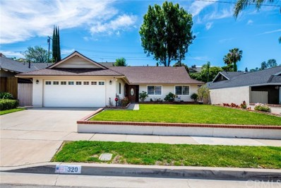 320 W Wedgewood Lane, La Habra, CA 90631 - #: 301119943