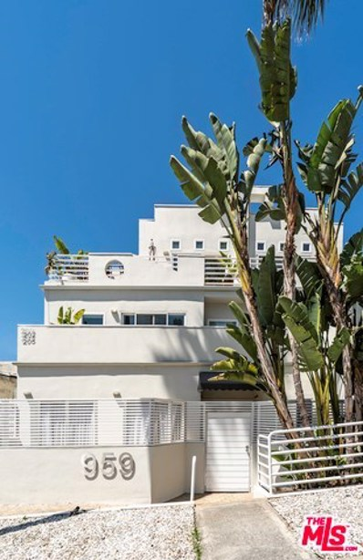 959 N Doheny Drive UNIT 202, West Hollywood, CA 90069 - #: 301121084