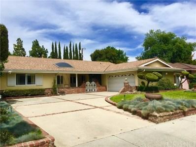 18609 Citronia Street, Northridge, CA 91324 - #: 301121279