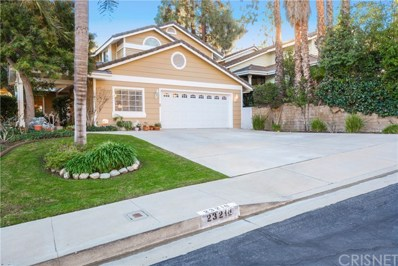 23210 W Vail Drive, West Hills, CA 91307 - #: 301121836