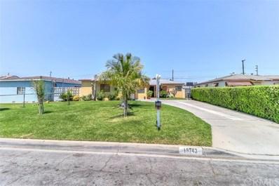 15743 Pocono Street, La Puente, CA 91744 - #: 301122020