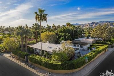 1401 El Alameda, Palm Springs, CA 92262 - #: 301122521