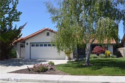 931 Torrey Pines Drive, Paso Robles, CA 93446 - #: 301122727