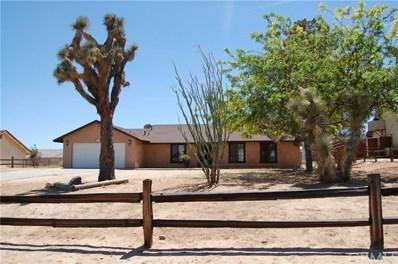 58859 Campero Drive, Yucca Valley, CA 92284 - #: 301135407