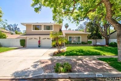 1032 Evergreen Court, Redlands, CA 92374 - #: 301135683