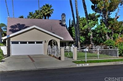 4841 Gloria Avenue, Encino, CA 91436 - #: 301136026