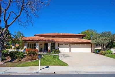 3947 Calle Del Sol, Thousand Oaks, CA 91360 - #: 301173328