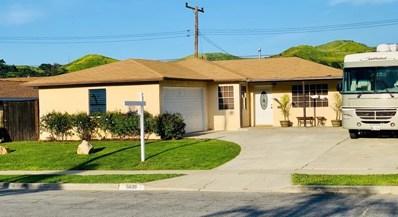 5039 Primrose Drive, Ventura, CA 93001 - #: 301173355