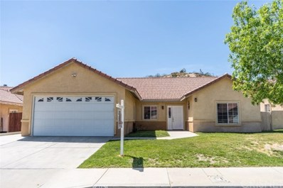 218 Telega Place, Palmdale, CA 93550 - #: 301243569