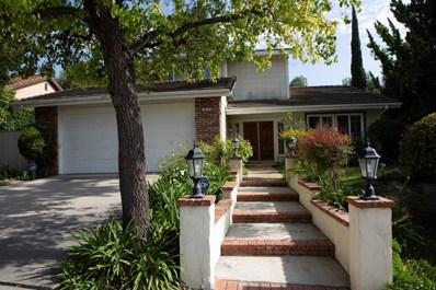 2074 Laurelwood Drive, Thousand Oaks, CA 91362 - #: 301243682